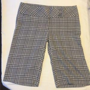 Stoosh Tweed Cropped Pants